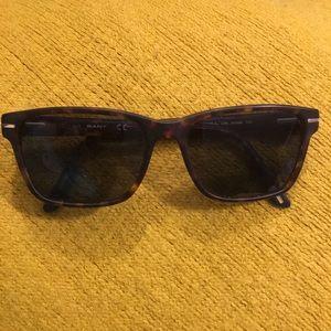 94b10af929 Gant Accessories - GANT Polarized Prescript Tortoiseshell Sunglasses